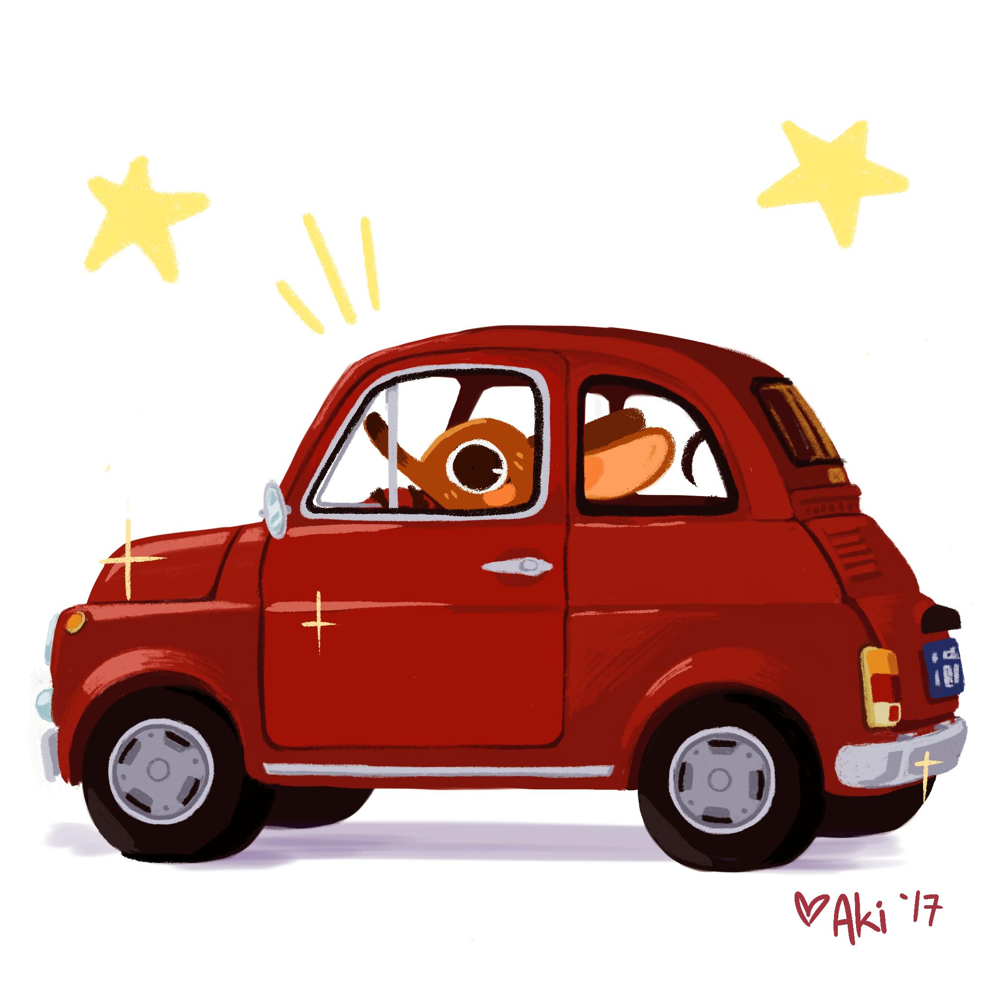 snoo_car