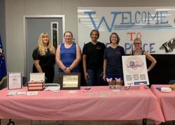 October wellness event