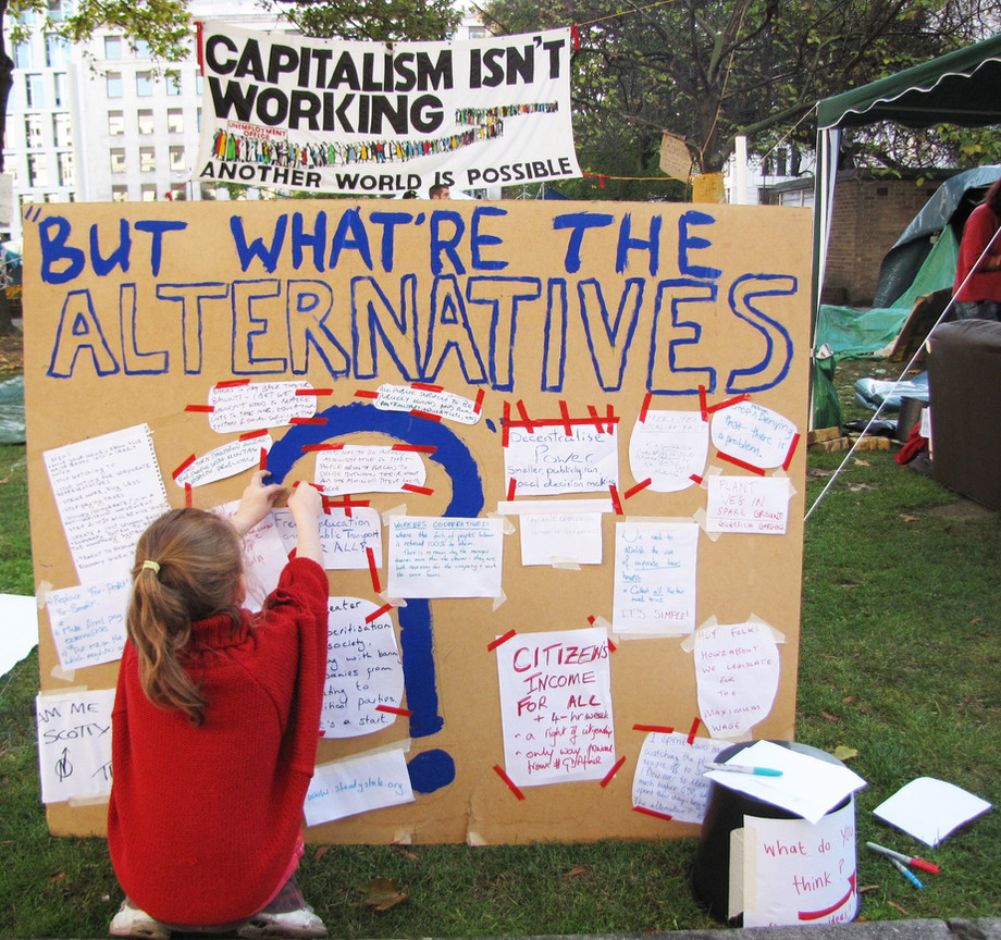 But What Are the Alternatives?