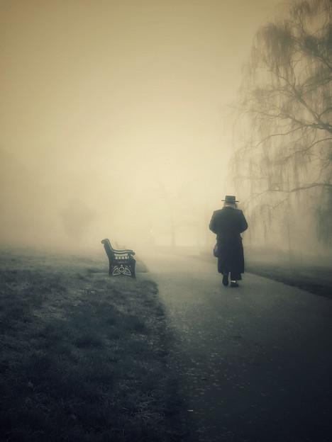 Dashing through the Fog