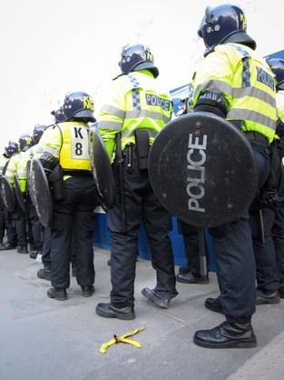 Slapstick Cops