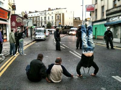 A Riot in Hackney