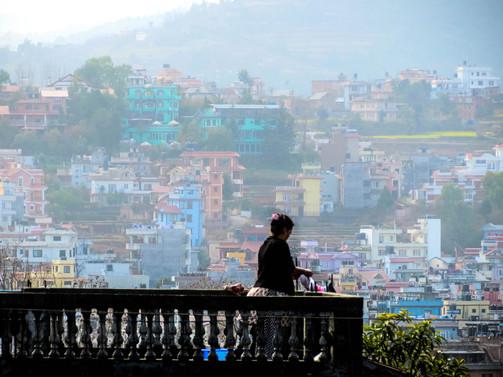 Kathmandu evenings