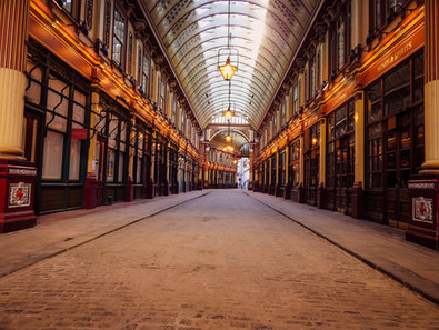 Empty Leadenhall
