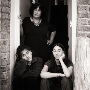 Hani, Anita and Lila