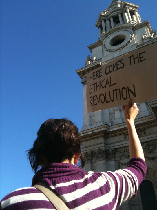 Here Comes The Ethical Revolution