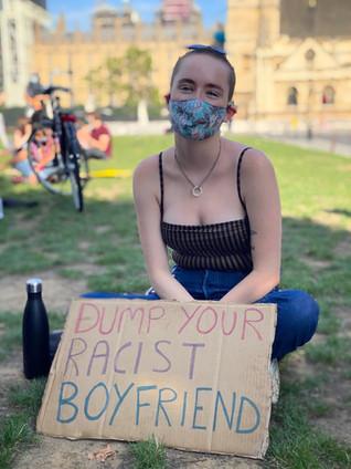 Dump your racist boyfriend