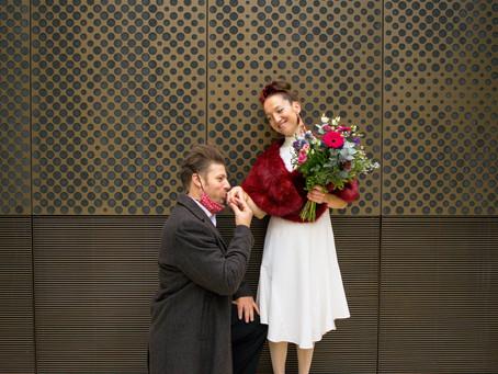 One Last Wedding Before Lockdown