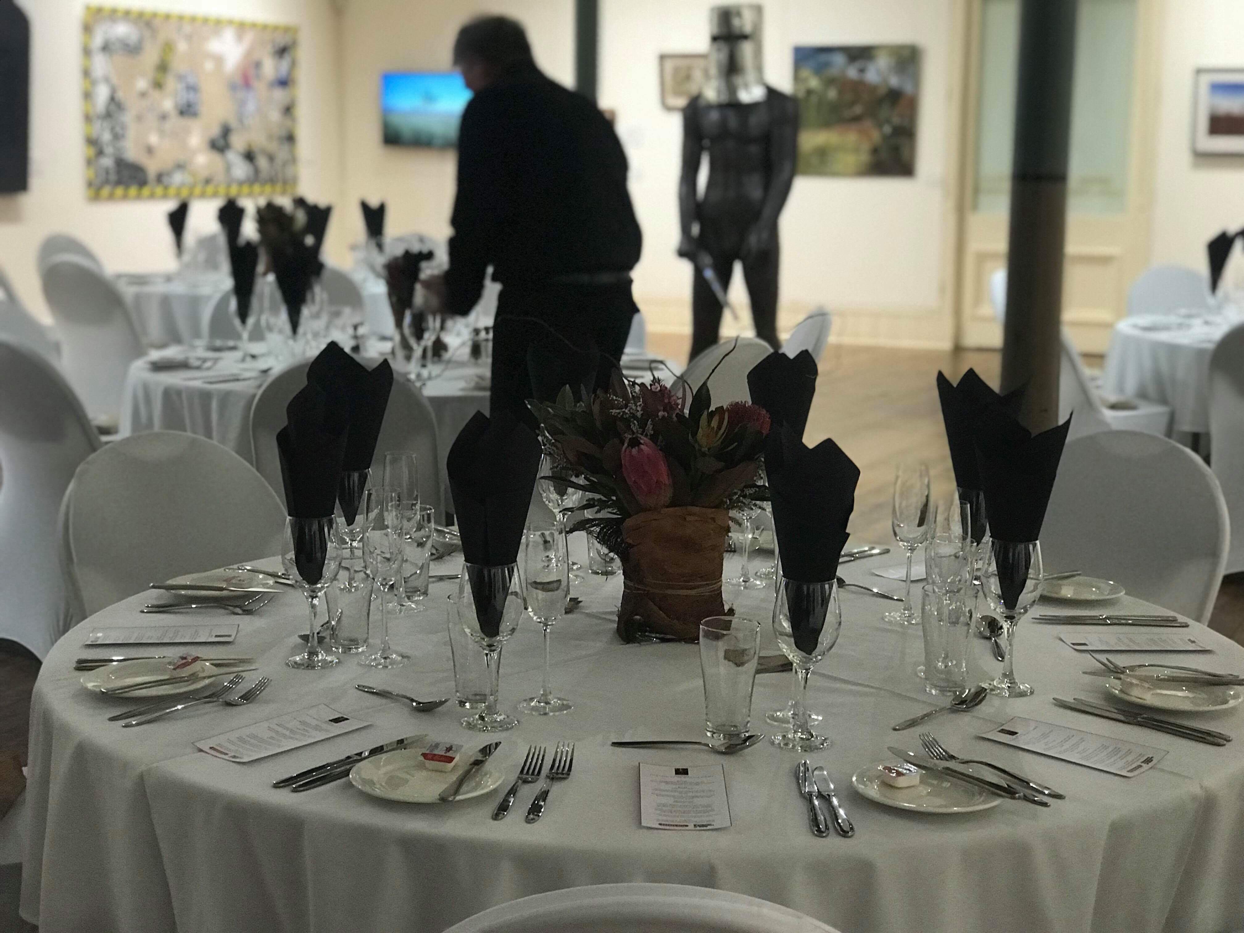 Art Gallery Dinner