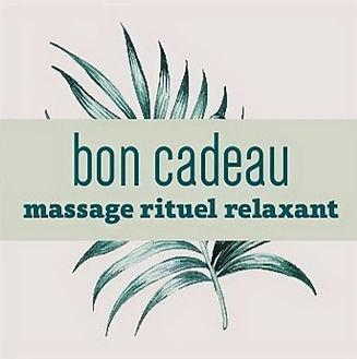 bon cadeau massage à Marseille