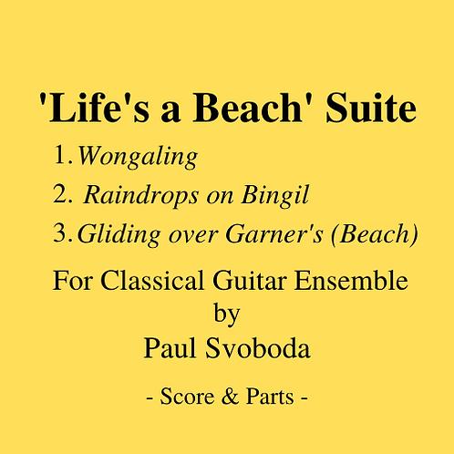 'Life's a Beach' Suite
