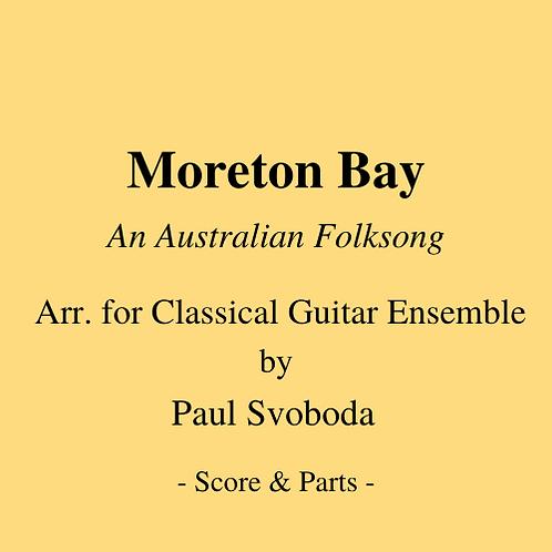 Moreton Bay (trad. Australian arr. Svoboda)