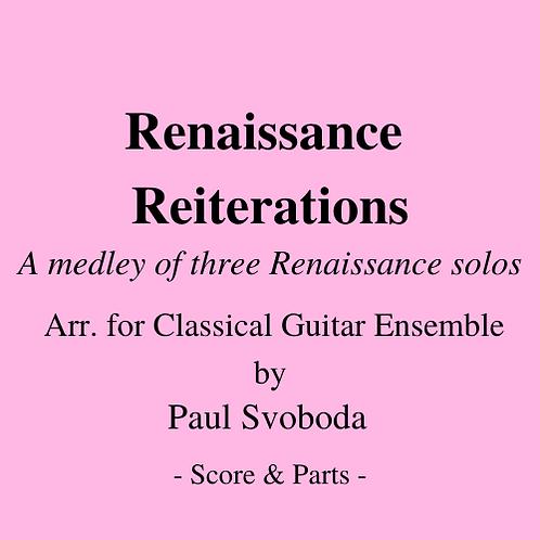 Renaissance Reiterations