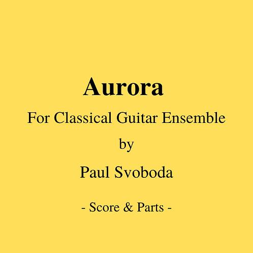 Aurora (with Soloist)