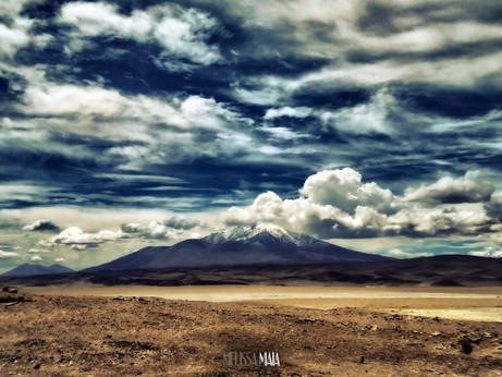 Deptº Potosí - Costa oeste