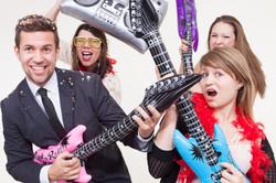 Gitarren mit Braunschweiger Fotobox