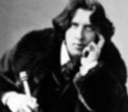 Oscar Wilde, author of Lady Windermere's Fan