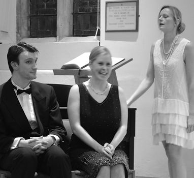 Street Theatre's Production of Hay Fever Sandy Tyrell Jackie Coryton Sorel Bliss