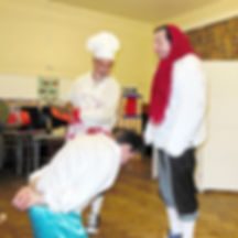 Street Theatre's Production of The Complete Works of William Shakespeare (Abridged)