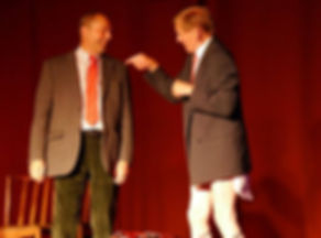 Street Theatre's Production of Habeas Corpus