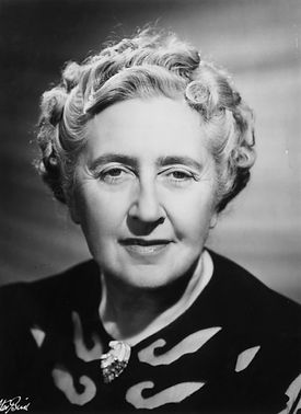 Agatha Christie, Author of And Then There Were None