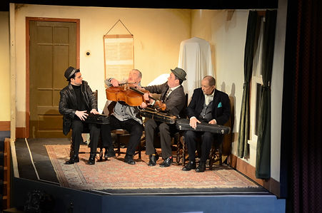 Street Theatre's Production of The Ladykillers