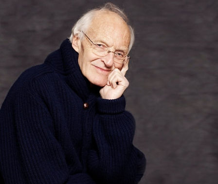 Michael Frayn, author of Noises Off