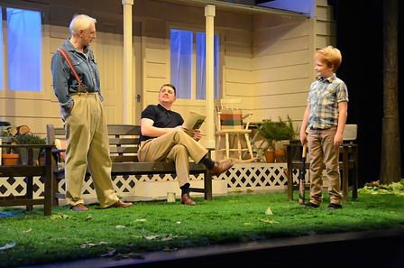 Street Theatre's Production of All My Sons