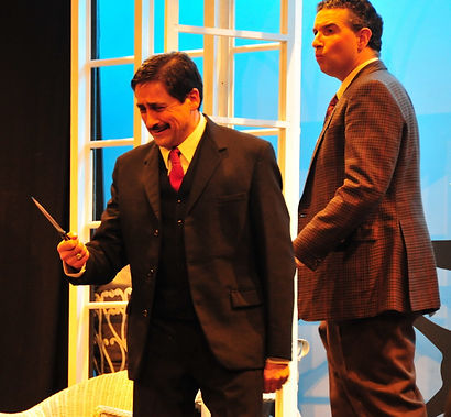 Street Theatre's Production of And Then There Were None