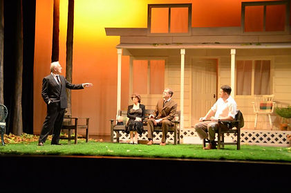 Street Theatre's Production of All My Sons Act 2