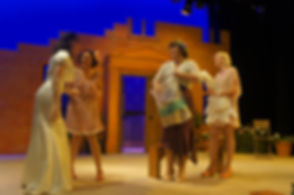 Street Theatre's Production of Much Ado About Nothing