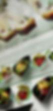 naples fl cocktal party catering menus