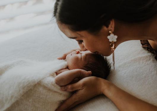 Gold Coast newborn photographer Wild River Photography