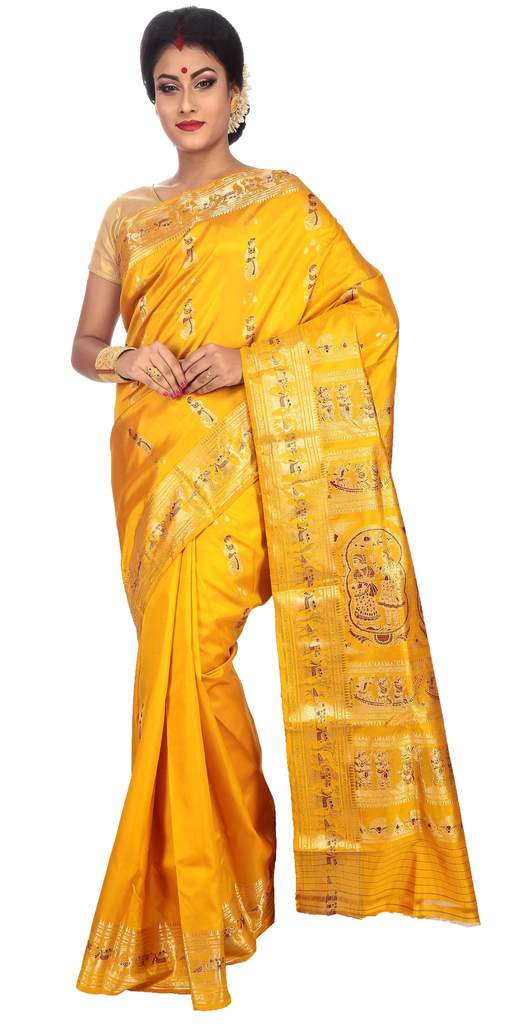 empire-yellow-baluchari-baluchari-saree_