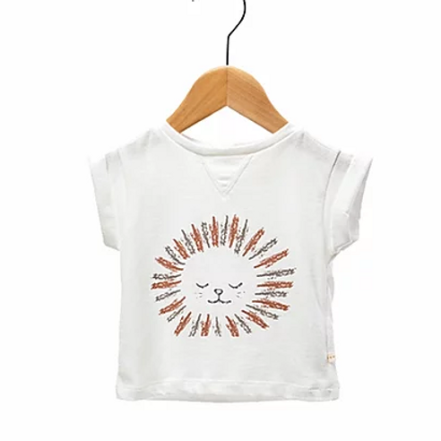 T-shirt lion 3 mois