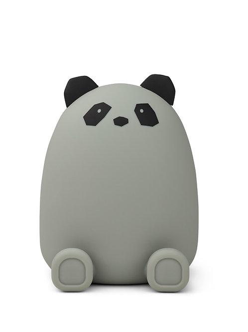 Tirelire panda dove blue