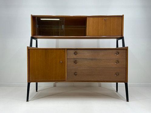 Nathan Sideboard - Scissor Leg Retro Vintage Cabinet