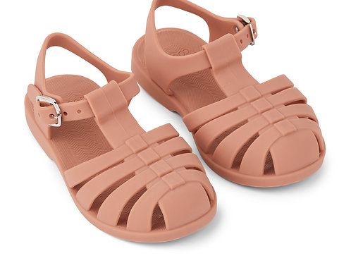 Sandales de plage Tuscany rose