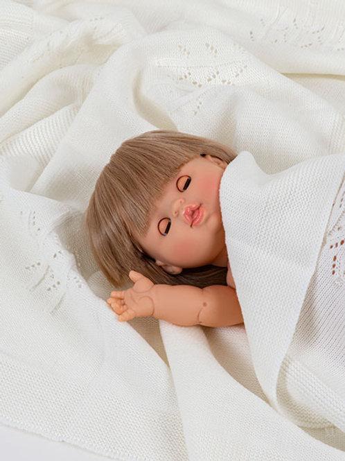 Zoé yeux dormeurs