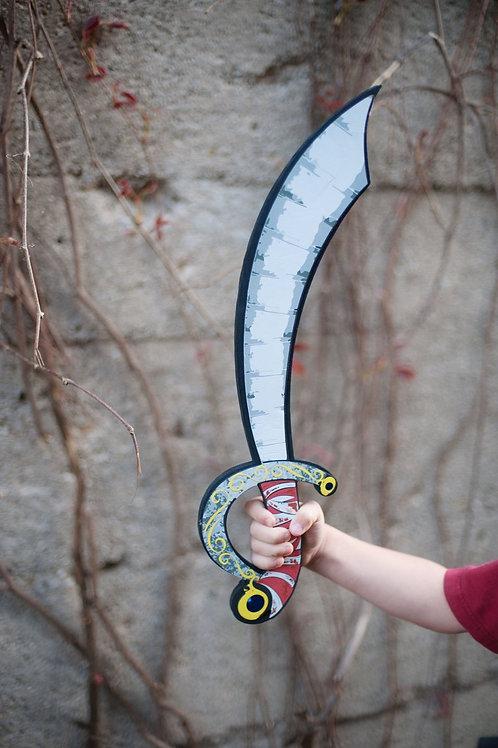 Epée de pirate