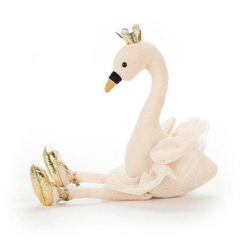 Fancy swan