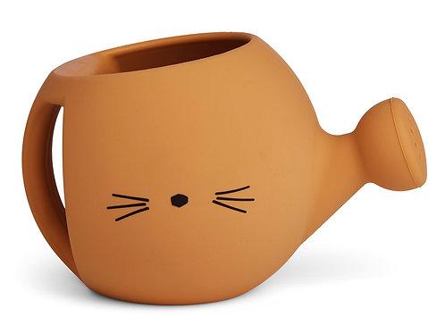 Arrosoir en silicone cat mustard