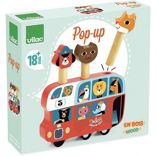 Pop up autobus