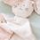 Thumbnail: Doudou lapin en éponge