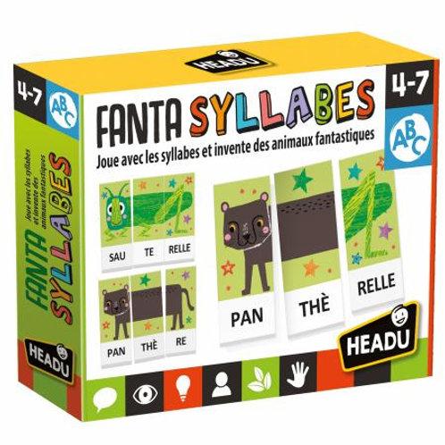 Fantasyllabes