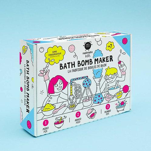 Fabrique de boules de bain