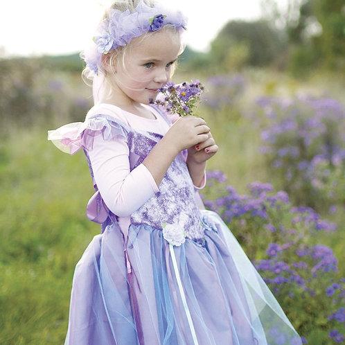 Tunique de fée lilas