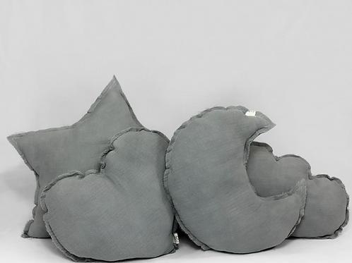 Coussin powder grey