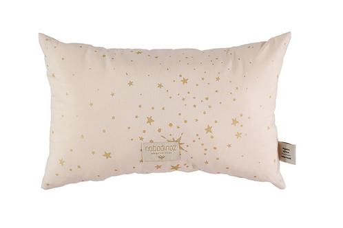 Petit coussin dream pink gold stella