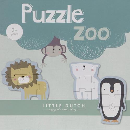 Puzzles Animaux du zoo